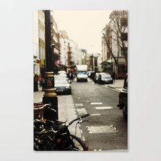 These Streets Canvas Print