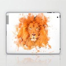 Splatter Lion Laptop & iPad Skin