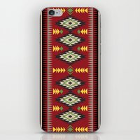 Navajo Pattern 3 iPhone & iPod Skin