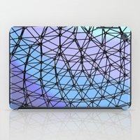 Between The Lines #2 iPad Case