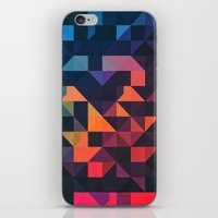 Flyt Nyce iPhone & iPod Skin