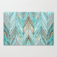 Wood Texture 1 Canvas Print