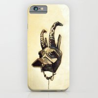 iPhone Cases featuring Antelope by Notwhatnot