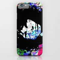 iPhone & iPod Case featuring The Lizard King  by Jason Michael
