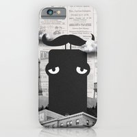 iPhone & iPod Case featuring MONSTER by sr casetin