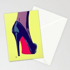 Shoe Stationery Cards
