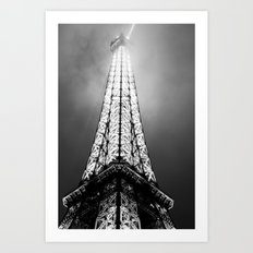 Towering Dreams Art Print