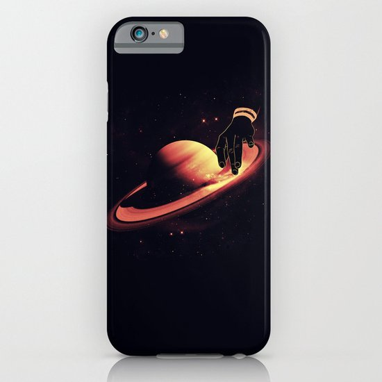 Saturntable iPhone & iPod Case