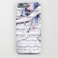 Waiting Place On Music S… iPhone 6 Slim Case