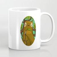 Sally the Sloth Mug