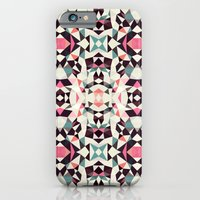 iPhone & iPod Case featuring Retro Light Tribal by Beth Thompson