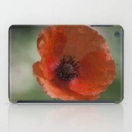 iPad Case featuring Poppy At Backlight 1 by UtArt
