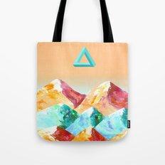 MOUNTAINOUS 2 Tote Bag