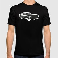 grantorino75 Mens Fitted Tee Black SMALL