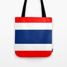 Thailand country flag Tote Bag