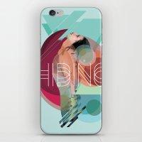 Hiding Tonight iPhone & iPod Skin