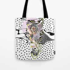 Sweetly Lavender Tote Bag