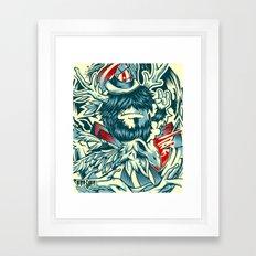 LongLived Framed Art Print