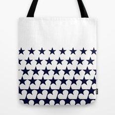 Love Among Stars Tote Bag
