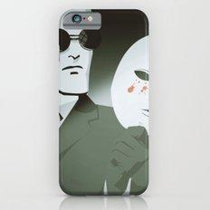 Bloody Mask iPhone 6 Slim Case