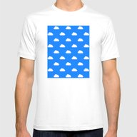 T-shirt featuring Clouds* by Mr And Mrs Quirynen