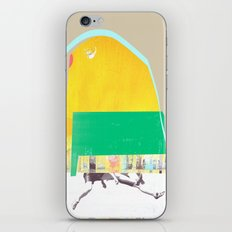 Hell of a Grave iPhone & iPod Skin