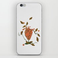 Find My Heart iPhone & iPod Skin