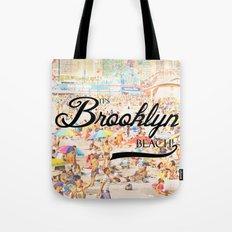 It's Brooklyn Beach! II Tote Bag