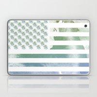 United States of Tropics Laptop & iPad Skin