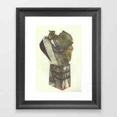 Torre Framed Art Print
