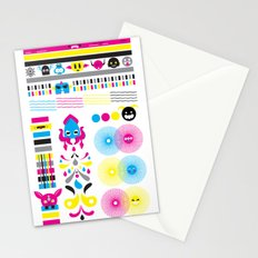 Monsters Ink. Stationery Cards