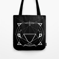 TriGram Tote Bag