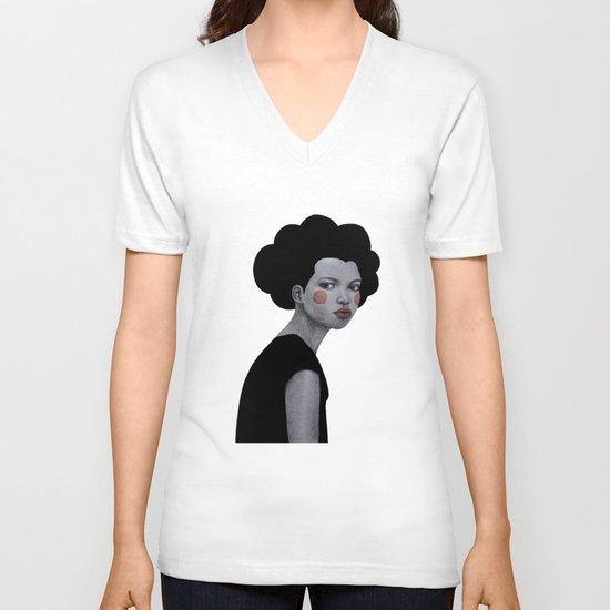 Cornelia V-neck T-shirt