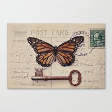 Butterfly no. 1 Canvas Print