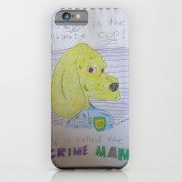 Bootleg Series: Crime Man iPhone 6 Slim Case