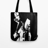 TATTOO GIRL ONE Tote Bag
