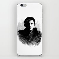 DARK COMEDIANS: Steve Carell iPhone & iPod Skin
