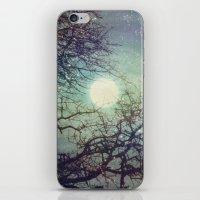 Winter Eve iPhone & iPod Skin