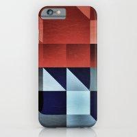 :: Geometric Maze IX :: iPhone 6 Slim Case