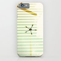 iPhone & iPod Case featuring Watching You by Akin Khan