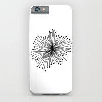 iPhone & iPod Case featuring Jellyfish B&W by Felipe B. C. Gama