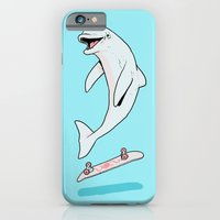 iPhone & iPod Case featuring Kickflipper by tenso GRAPHICS