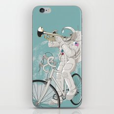armstrong iPhone & iPod Skin