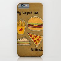 My Biggest Love iPhone 6 Slim Case