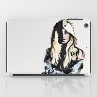 Blonde iPad Case