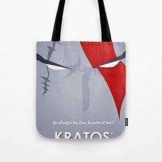 Vector Kratos Tote Bag