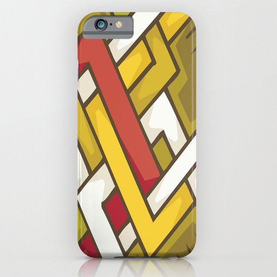 Geometric Abstract iPhone & iPod Case