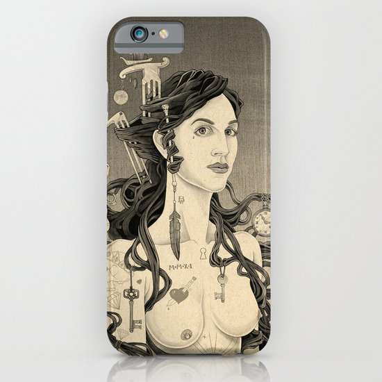 She  iPhone & iPod Case
