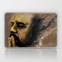 Self Portrait II Laptop & iPad Skin