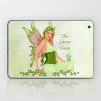 Absinthe The Green Fairy Laptop & iPad Skin